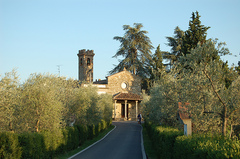 Strada In Chianti Wedding In May in Fiesole, FI, Italy