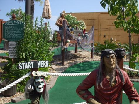 Jungle Golf Of Virginia Beach - Golf Courses - Virginia Beach, Virginia, United States