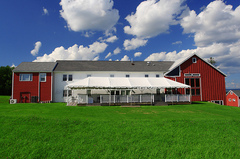 The Red Barn - Ceremony & Reception - 893 West St, Amherst, MA, 01002