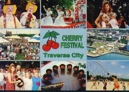 National Cherry Festival - Restaurants, Attractions/Entertainment - 250 E Front St, Traverse City, MI, 49684