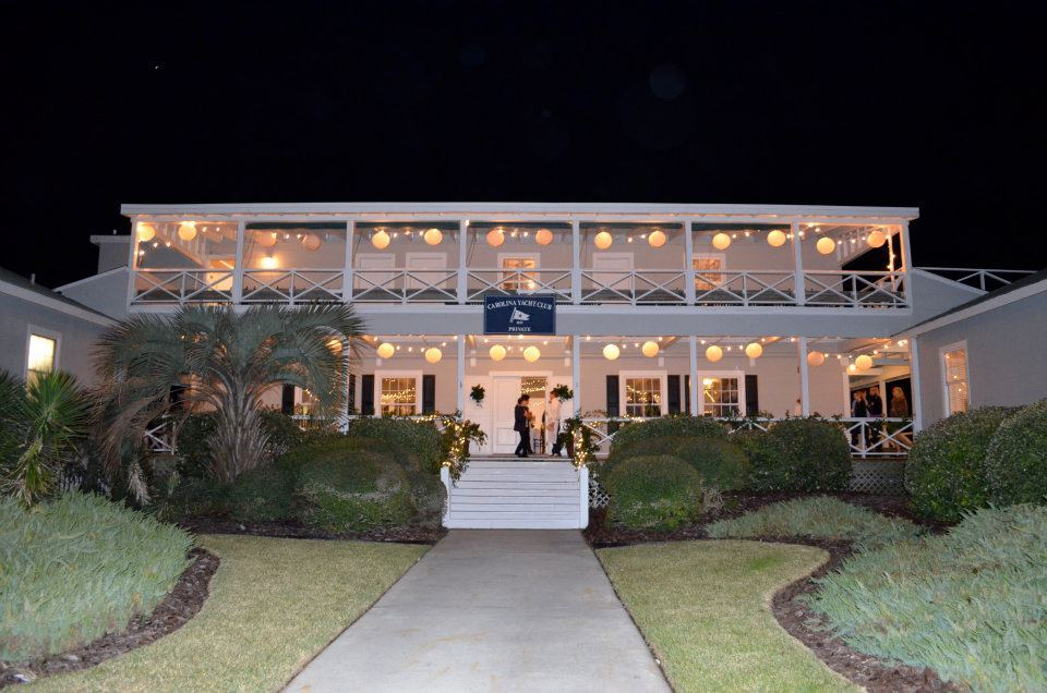 Carolina Yacht Club - Reception Sites, Rehearsal Lunch/Dinner - 401 S Lumina Ave, Wrightsville Beach, NC, 28480