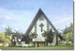 St David Catholic Church - Ceremony - 3900 S University Dr, Davie, FL, 33328