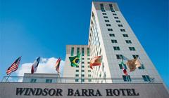 Windsor Barra Hotel - Hotel - Avenida Sernambetiba, 2630, Rio de Janeiro, RJ, Brazil
