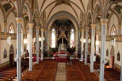 St Francis Xavier Basilica - Ceremony - 104 3rd St SW, Dyersville, IA, 52040
