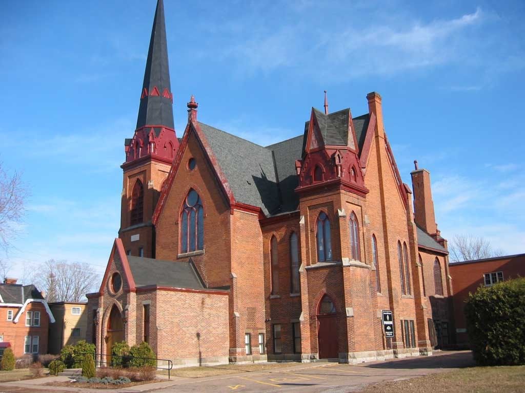 Calvin United Church - Ceremony Sites - 276 Church Street, Pembroke, ON, Canada