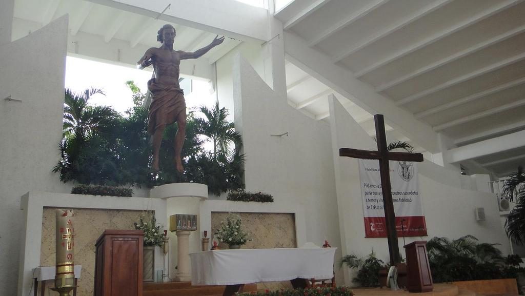 Parroquia De Cristo Resucitado - Ceremony Sites -