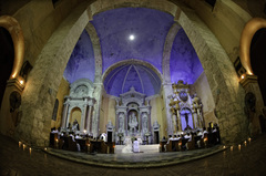 Iglesia Santo Domingo - Ceremony - Cartagena, Bolivar, Colombia