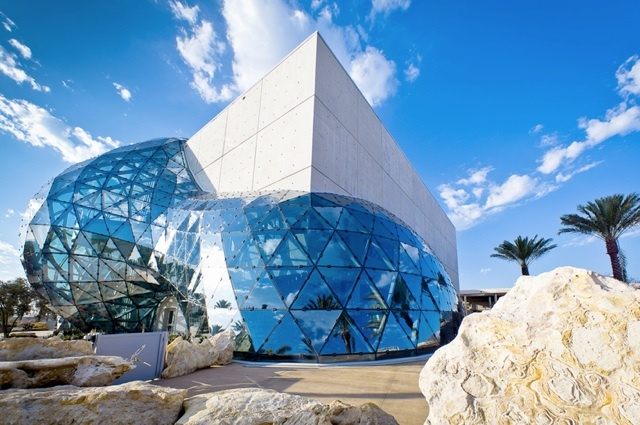 The Dali Museum - Attractions/Entertainment, Ceremony & Reception, Ceremony Sites - 1 Dali Boulevard, St Petersburg, FL, United States