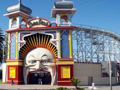 Luna Park - Attraction - 18 Lower Esplanade, St Kilda, VIC, Australia