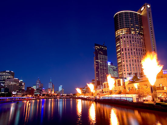Crown Casino - Reception Sites, Attractions/Entertainment - 1/8 Whiteman Street, Southbank, VIC, Australia
