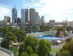 Rod Laver Arena - Melbourne Park - Attraction - Batman Ave, Melbourne, VIC, Australia