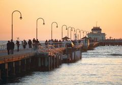 St Kilda Pier - Attraction - Pier Road, St Kilda, VIC, Australia