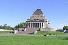 Shrine of Remembrance - Attraction - Birdwood Avenue, Melbourne, VIC, Australia