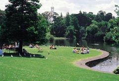 Royal Botanic Gardens - Attraction - Birdwood Ave, Melbourne, Victoria, 3004, AU