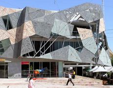 Federation Square - Attraction - Flinders St, Melbourne, VIC, Australia