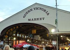 Queen Victoria Market - Attraction - 164 Franklin Street, Melbourne, VIC, Australia