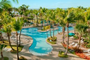 Hotel Courtyard By Marriott - Hotels/Accommodations - W Parade, Aguadilla, Puerto Rico