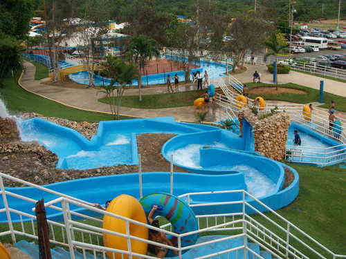 Las Cascadas Water Park - Attractions/Entertainment - PR-2, Aguadilla, Puerto Rico