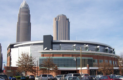 Time Warner / Bobcats Arena - Arena - 333 E Trade St, Charlotte, NC, 28202