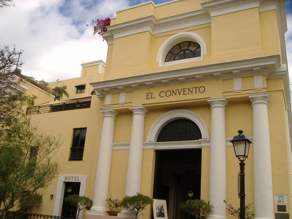 Hotel El Convento - Restaurants, Reception Sites, Hotels/Accommodations - 100 Cll Del Cristo, San Juan, Puerto Rico