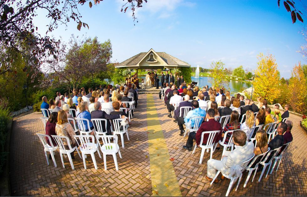 Nottawasaga Inn Garden - Ceremony Sites - 6015 Highway 89, Alliston, ON, L9R 1A4, Canada