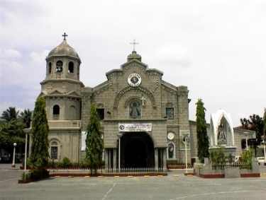 Our Lady Of The Abandoned Church - Ceremony Sites - Barangay San Roque, Marikina City, Metro Manila, Philippines