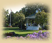 Altamont Gazebo - Ceremony Sites - Park St, Altamont, NY, 12009