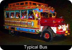 Chiva bus - Entertainment -
