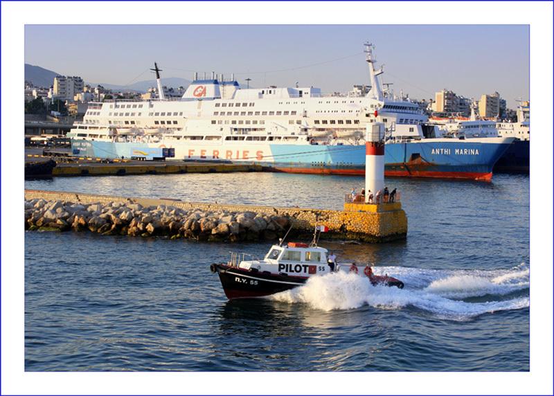 Port Of Piraeus - Attractions/Entertainment - Ακτή Μιαούλη 10, Πειραιάς, Αττική, Greece