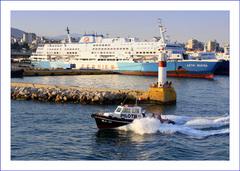 Port of Piraeus - Attraction - Ακτή Μιαούλη 10, Πειραιάς, Αττική, Greece