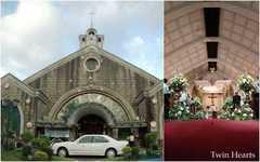 Quezon City Wedding In April in Quiapo, Manila, Philippines