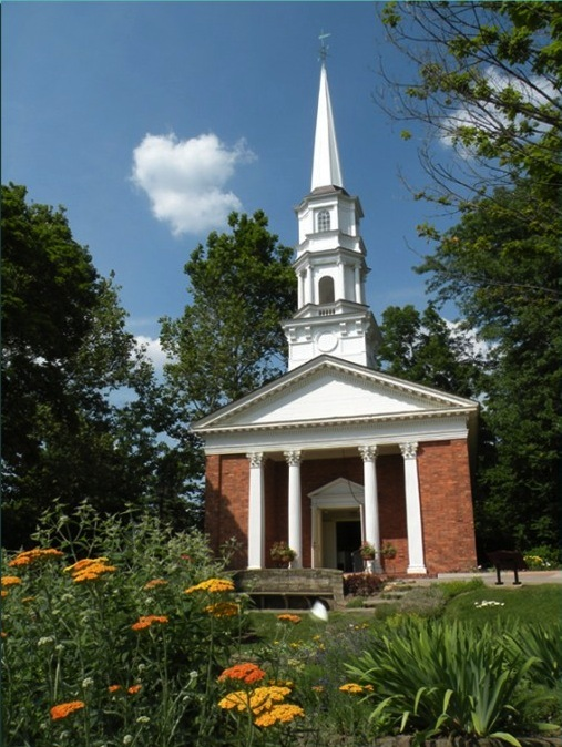 Martha Mary Chapel - Ceremony Sites -
