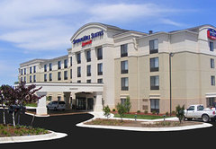 SpringHill Inn & Suites  - Hotel - 15171 Wards Road, Lynchburg, VA, United States