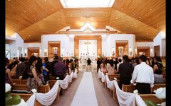 St Matthews RC Parish - Ceremony - 16079 88 AVE, Surrey, British Columbia, Canada