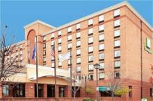 Holiday Inn Select - Hotel - 601 Main St, Lynchburg, VA, United States