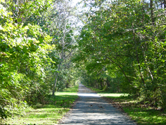 Hiking & Biking Trails - Attraction - James River Heritage Trail, Lynchburg, Virginia, US