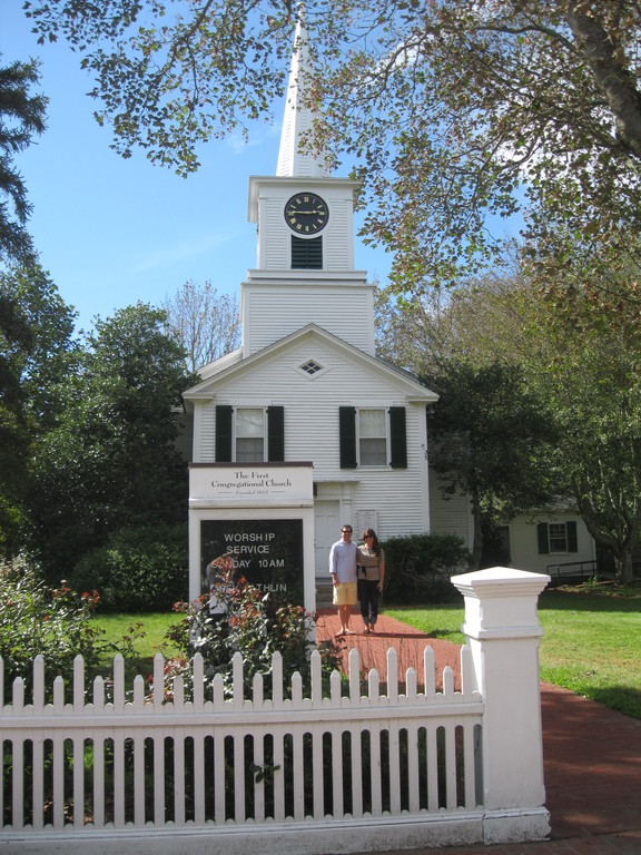 First Congregational Church - Ceremony Sites - 1051 State Road, West Tisbury, MA, United States