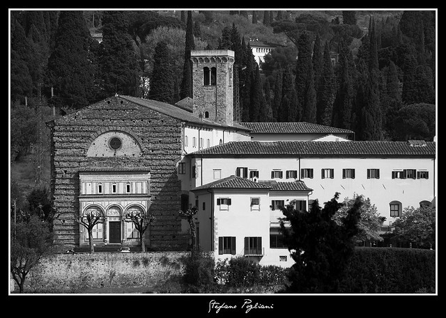 Badia Fiesolana - Ceremony Sites - Via Roccettini, Fiesole, Toscana, Italia