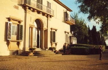 Villa Viviani - Reception Sites - Via Gabriele D'Annunzio, 230, Florence, Tuscany, 50135, Italy