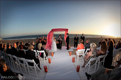 The Sunset Restaurant - Ceremony - 6800 Westward Beach Rd, Malibu, CA, 90265