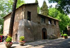 Santa Maria in Tempulo - Vielse - Via di Valle delle Camene 2, Roma, Latium, 00184