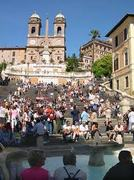 The Spanish Steps - Attraksjon - Via Condotti, 91, Rome, Lazio, Italy