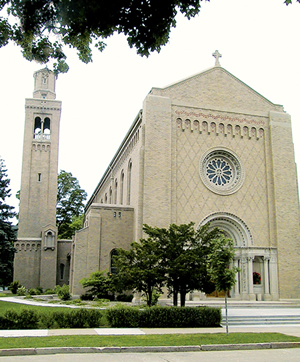 Chapel Of Saint Mary Of The Angels - Ceremony Sites - W Wabasha St, Winona, MN, 55987