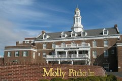The Molly Pitcher Inn - Reception - 88 Riverside Ave, Red Bank, NJ, 07701, US
