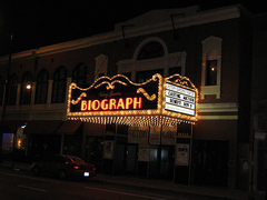 Biograph Theatre - Attraction - 615 W Wellington Ave, Chicago, IL, 60657