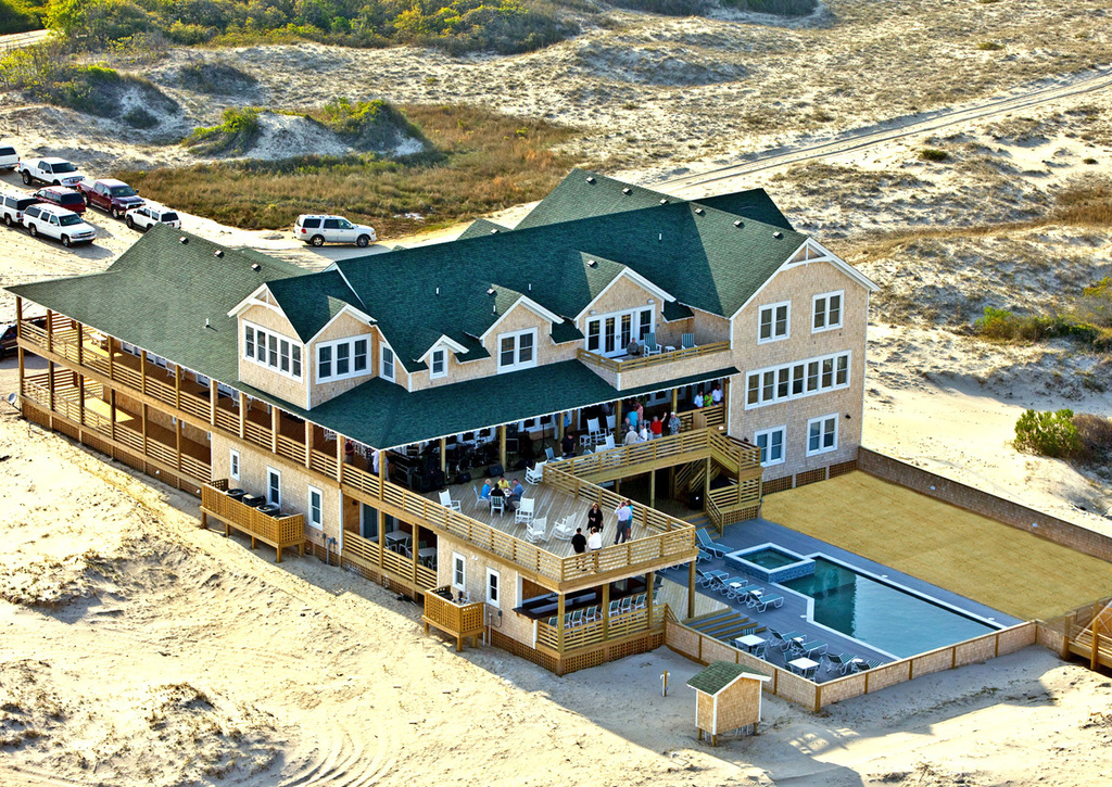 Wild Horse Estate - Reception Sites - 1870 Ocean Pearl Rd, Corolla, NC, 27927