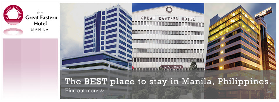 Great Eastern Hotel - Reception Sites, Hotels/Accommodations - Quezon Avenue, Quezon City, Metro Manila, Philippines
