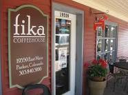 Fika Coffee House - Coffee/Quick Bites - 19559 E Mainstreet, Parker, CO, United States