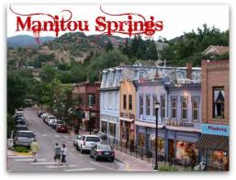 Manitou Springs - Attraction - Manitou Springs, CO, Manitou Springs, Colorado, US