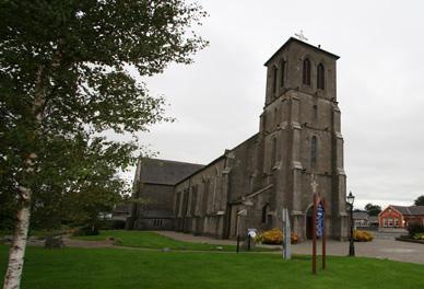 St Conleths Parish Church - Ceremony Sites - Naas Rd, Newbridge, Kildare, Kildare, Ireland